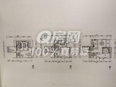 华发新城五期 390㎡ 100 地下室的别墅仅1000万各付