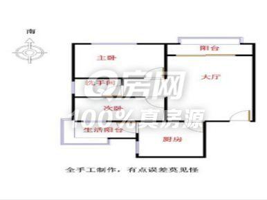 农村住宅平房平面设计图展示